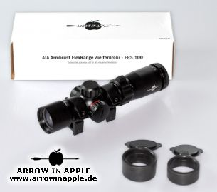 Armbrustzielfernrohr Aia Frs 100 (2181)