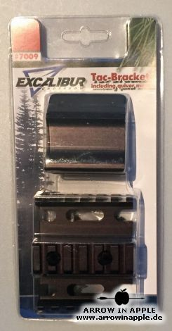 Excalibur Tac Bracket (2541)