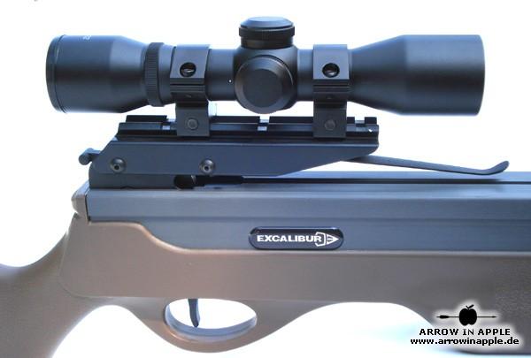 Armbrust Zielfernrohr Mit Entfernungsmesser : Armbrust 4x32 zielfernrohr